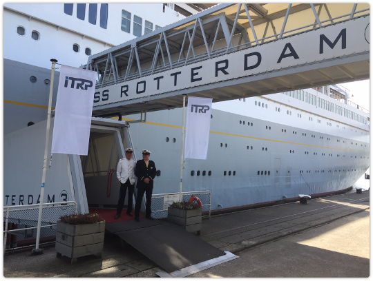 ITRP Connect 2017 - ss Rotterdam